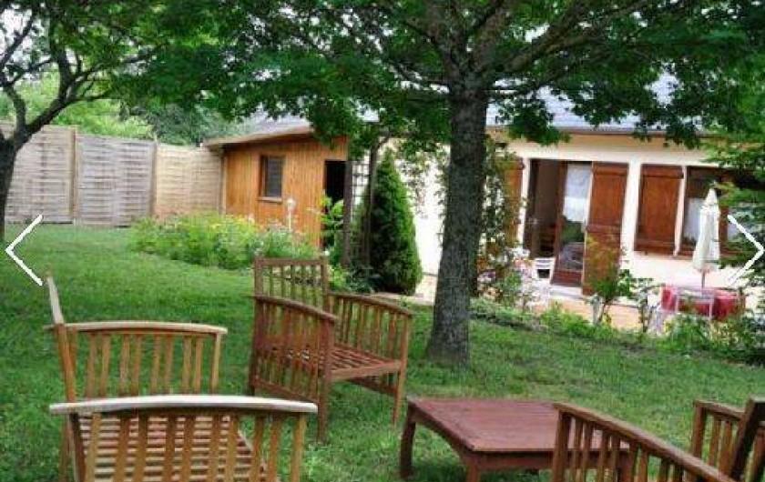 Location de vacances - Gîte à La Croix-en-Touraine
