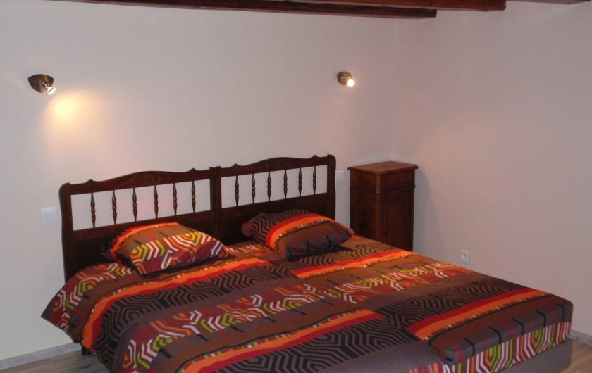 Location de vacances - Gîte à Orbey - Chambre 2
