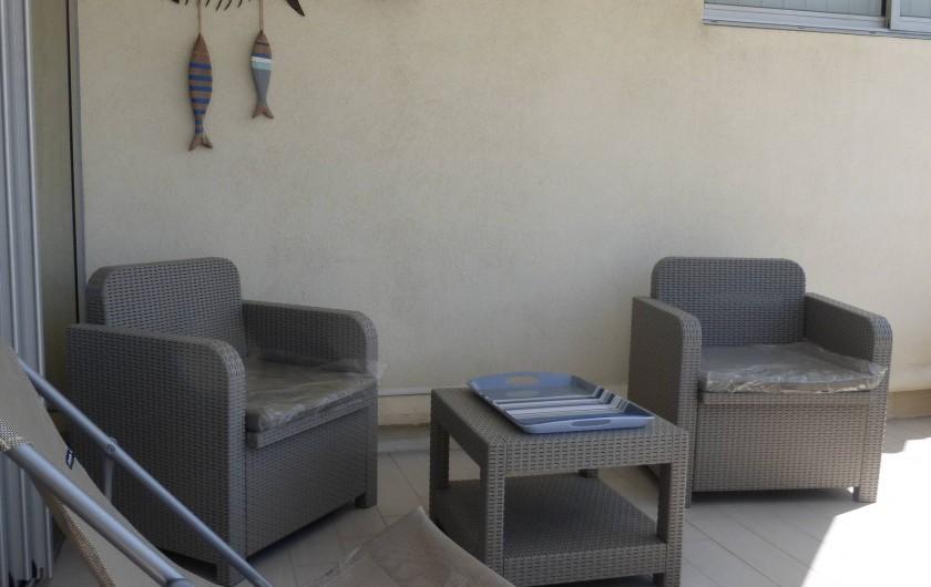 Location de vacances - Appartement à Canet-en-Roussillon - Pour profiter de l'air marin