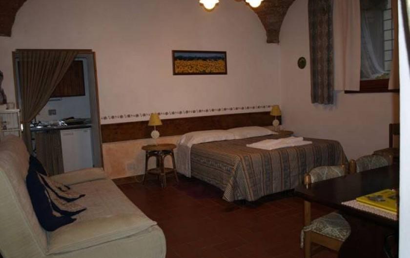 "Location de vacances - Appartement à San Jacopo Al Girone - Studio ""Cantina all'Ombra"""