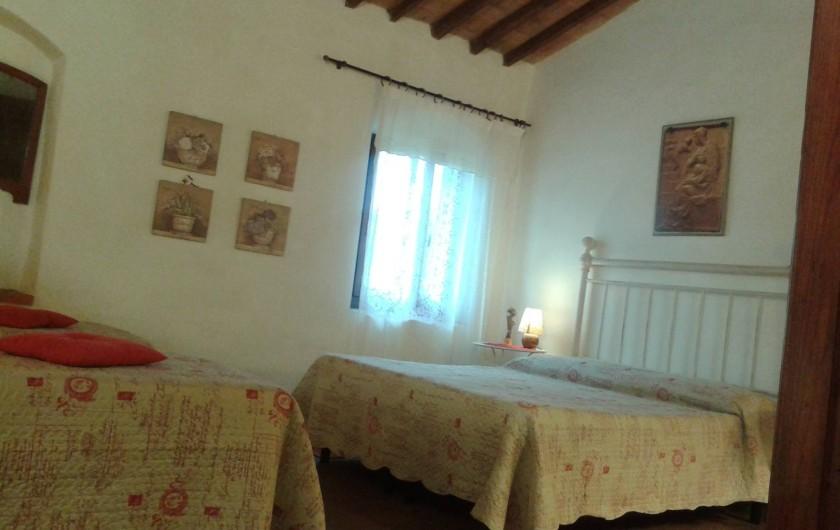 "Location de vacances - Appartement à San Jacopo Al Girone - Chambre ""Al Camino"""
