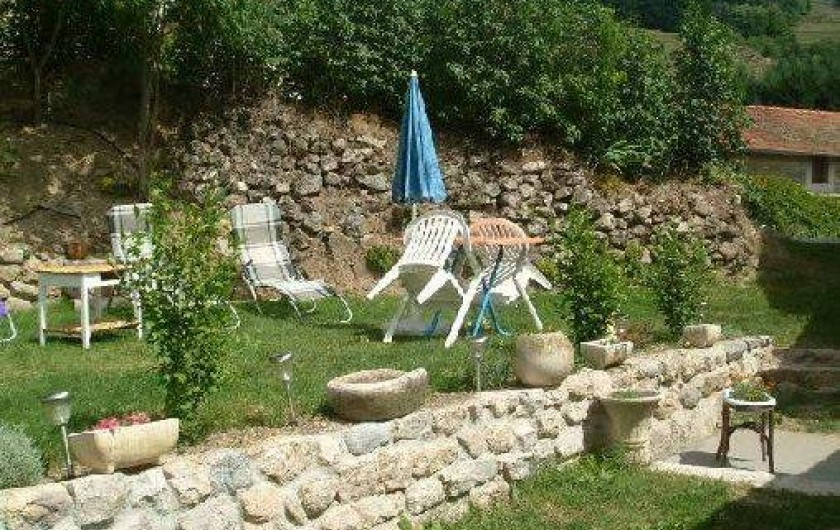Location de vacances - Gîte à Saint-Martin-de-Valamas
