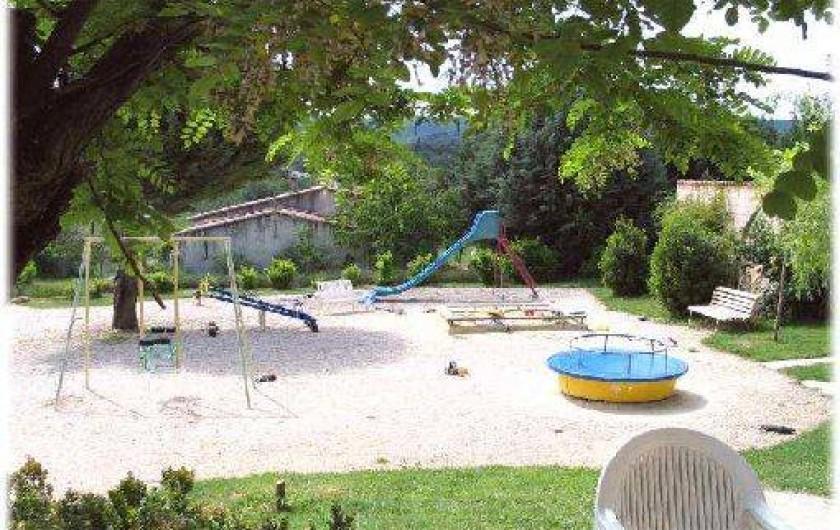 Location de vacances - Gîte à Apt