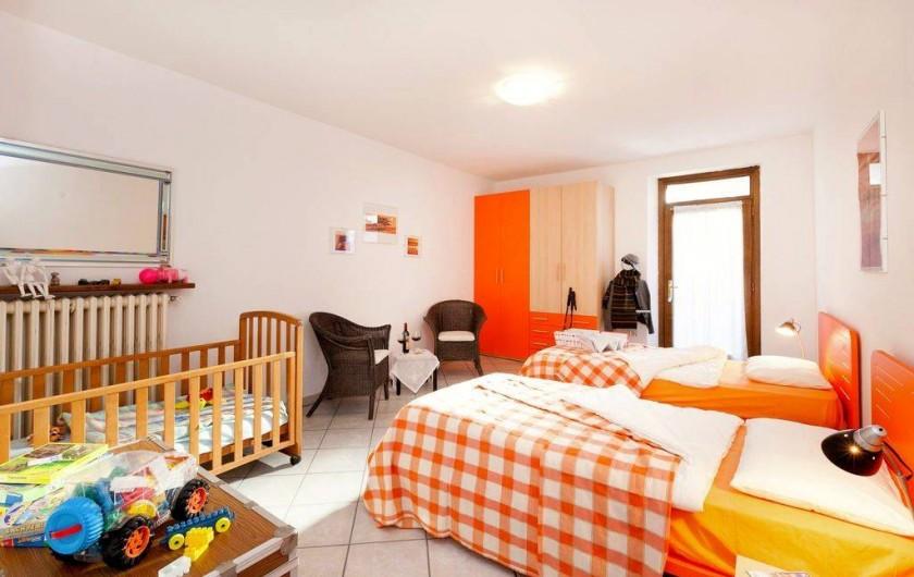 Location de vacances - Maison - Villa à Cremia - Chambre 2