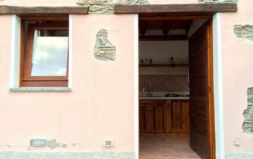 Location de vacances - Maison - Villa à Cremia - Dépendance