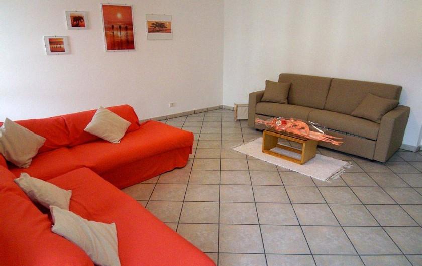 Location de vacances - Maison - Villa à Cremia - Séjour