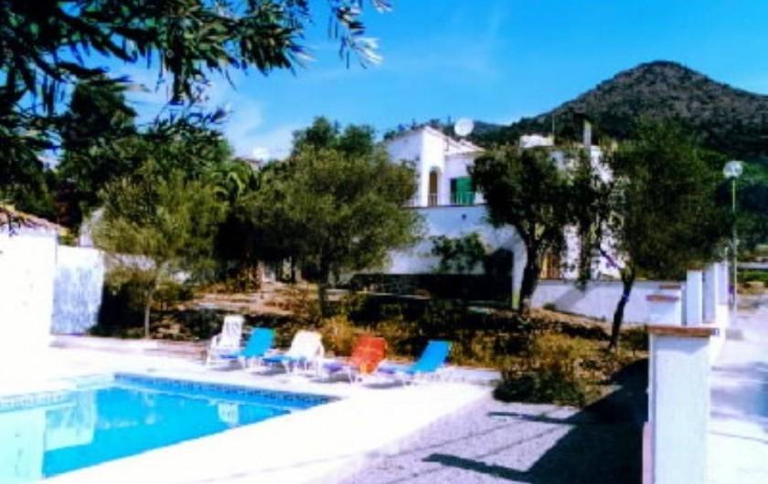 Location de vacances - Villa à El Mas Fumats