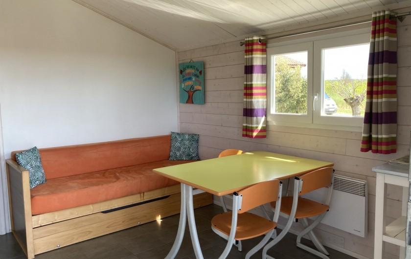 Location de vacances - Gîte à Ruoms - séjour Viognier