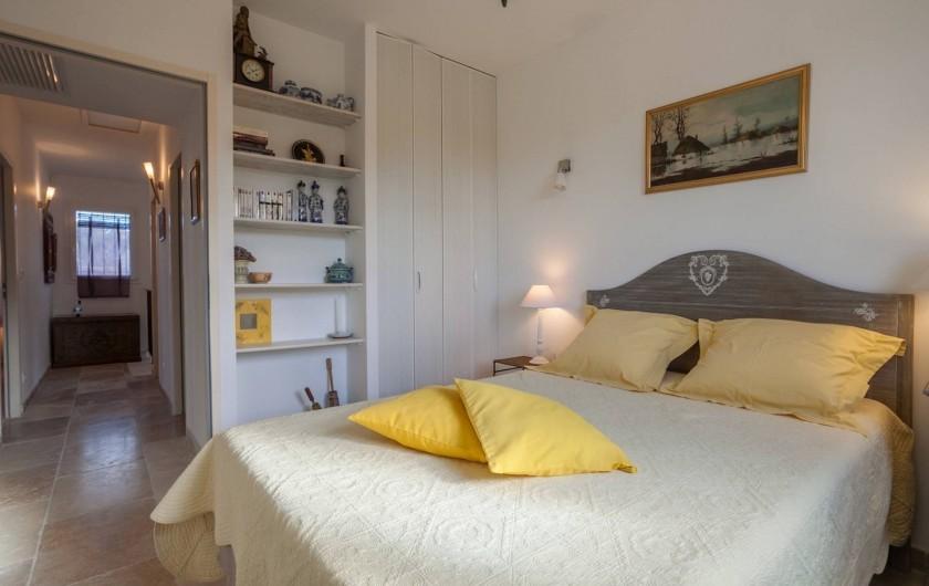 Location de vacances - Villa à L'Isle-sur-la-Sorgue - chambre 4