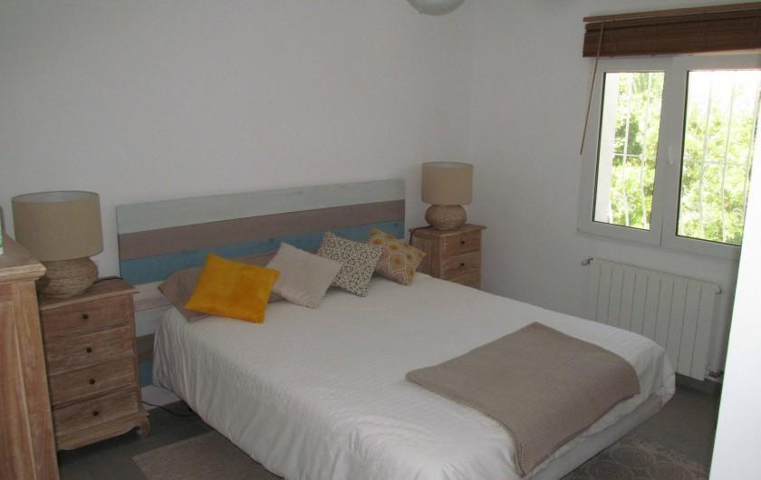 Location de vacances - Villa à Xàbia - chambre 1