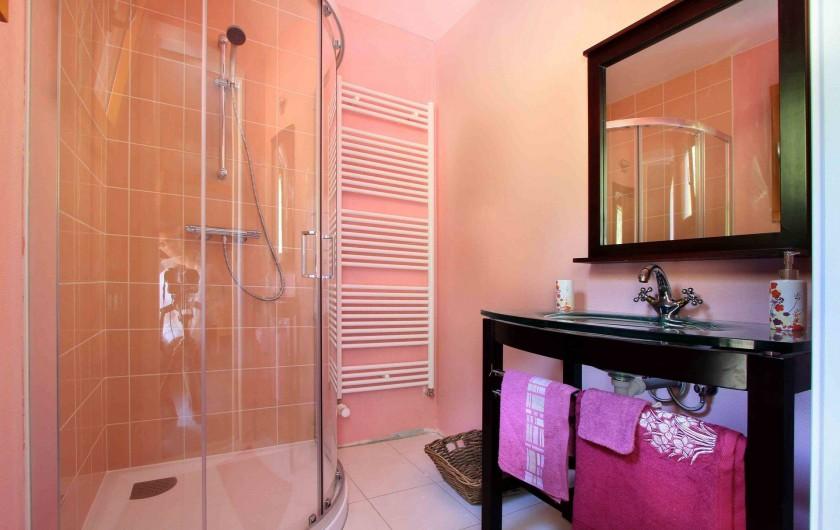Location de vacances - Chalet à Le Tholy - Salle de bain Digitale