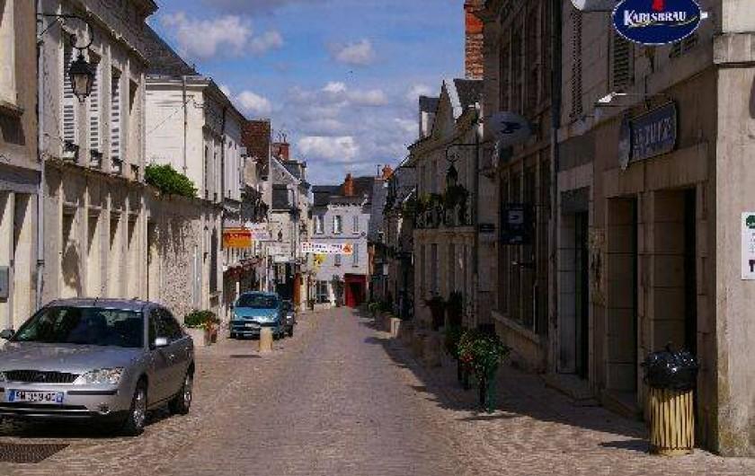 Location de vacances - Gîte à Saint-Aignan-sur-Cher