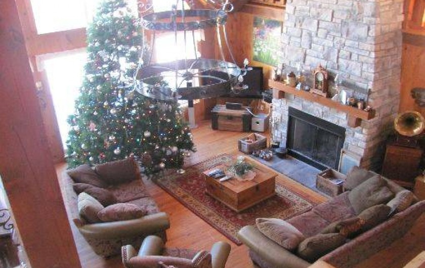 Location de vacances - Maison - Villa à Morin-Heights