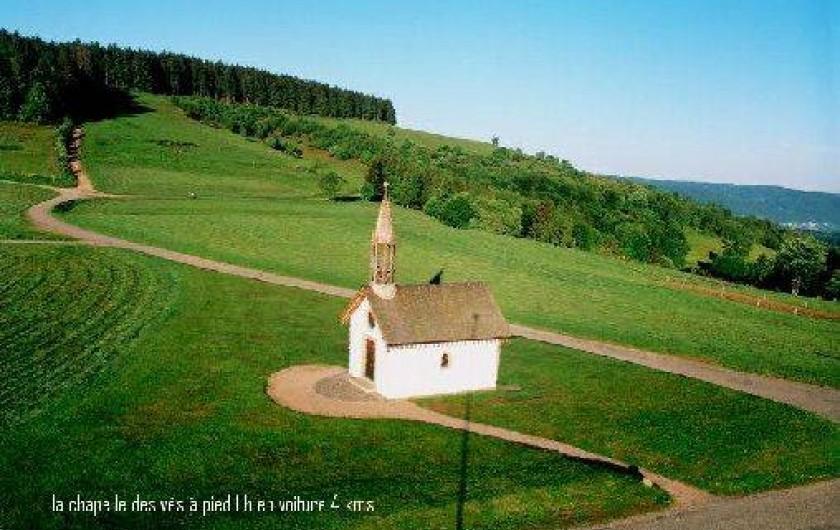 Location de vacances - Chalet à Le Thillot