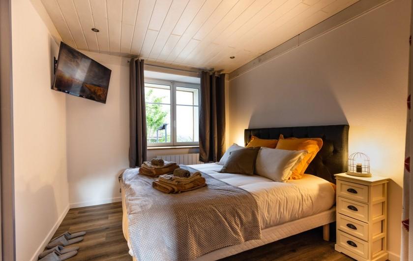 Location de vacances - Chambre d'hôtes à Bernardswiller - Chambre tourterelles