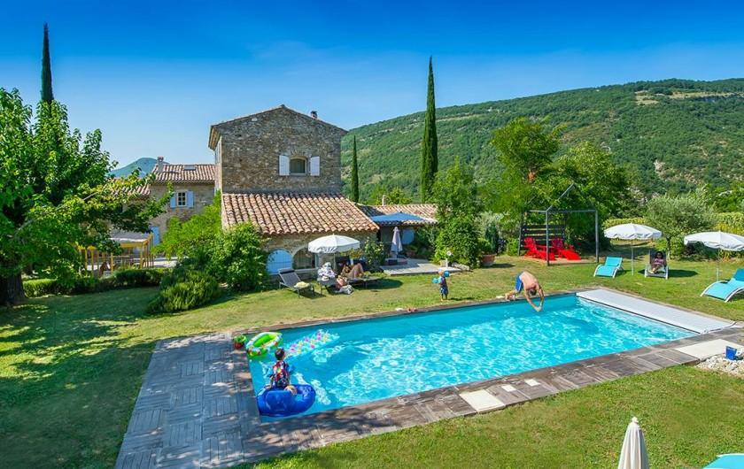 Location de vacances - Chambre d'hôtes à Rochebaudin