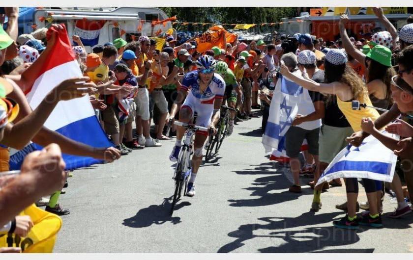 Location de vacances - Chalet à Vaujany - Tour de France