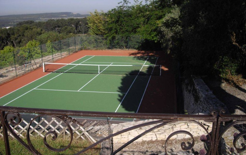 Location de vacances - Villa à Aix-en-Provence