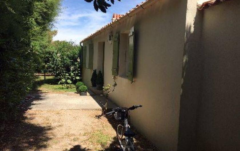 Location de vacances - Villa à Île-d'Aix