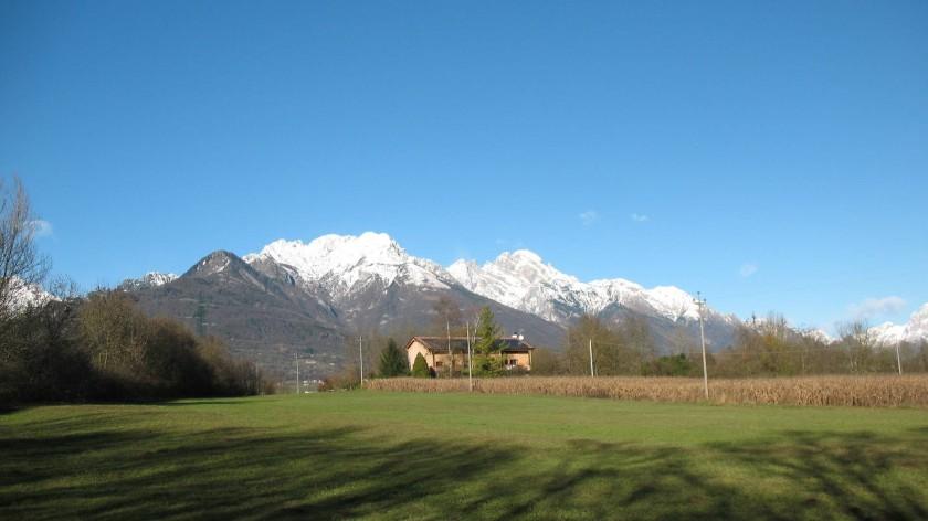 panoramica vista nord