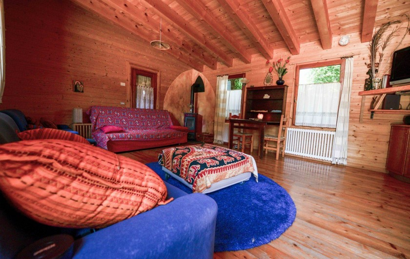 Location de vacances - Chambre d'hôtes à Cesiomaggiore - sala depandance
