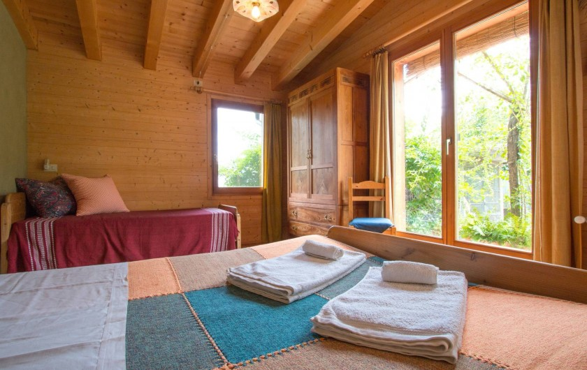Location de vacances - Chambre d'hôtes à Cesiomaggiore - camera depandance
