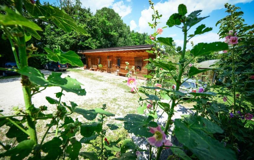 Location de vacances - Chambre d'hôtes à Cesiomaggiore - depandance
