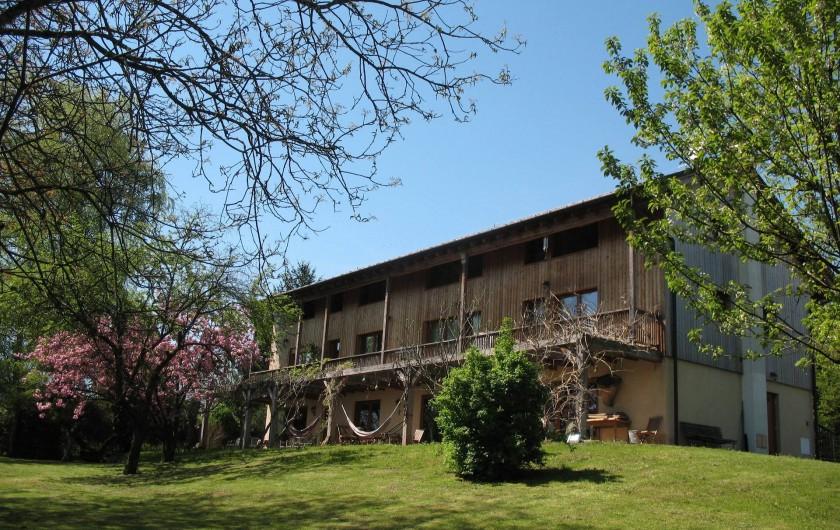 Location de vacances - Chambre d'hôtes à Cesiomaggiore - lato sud