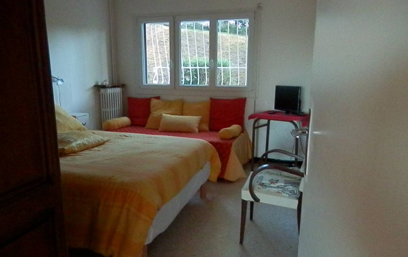 Chambre N2 appartement N 2