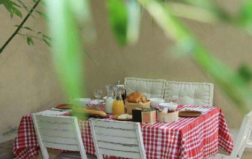 Location de vacances - Chambre d'hôtes à Carpentras