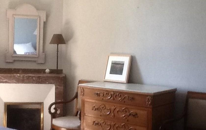 Location de vacances - Mas à Carcassonne - Chambre 1.