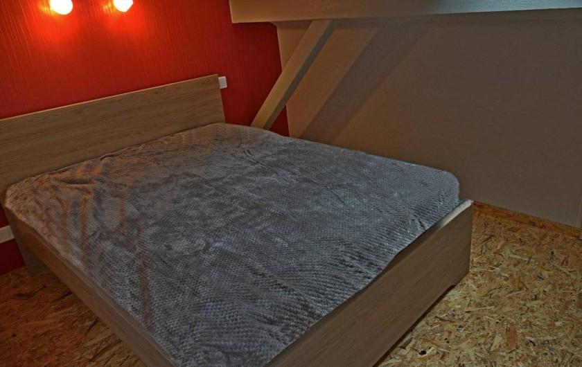 Location de vacances - Gîte à Ranspach - Chambre 3