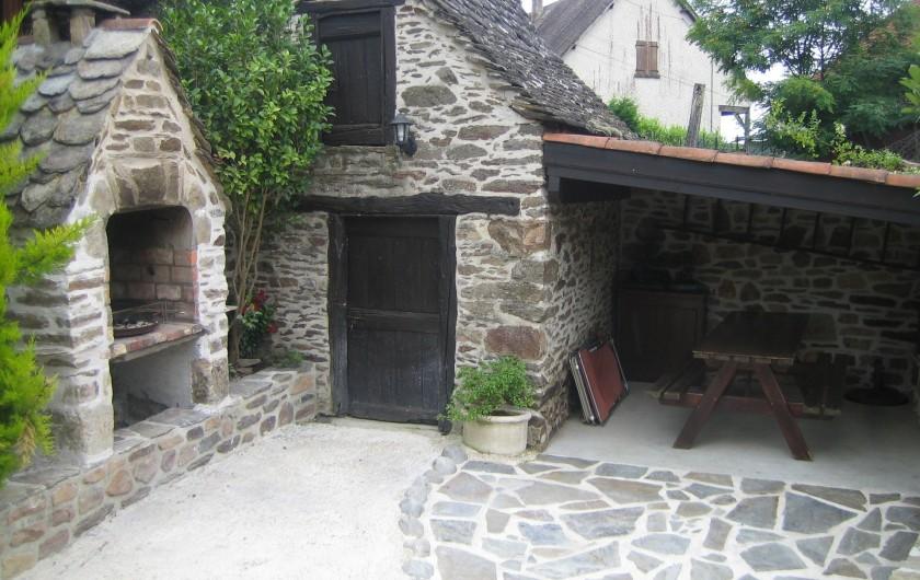 Location de vacances - Appartement à Altillac