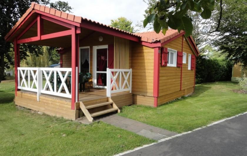 Location de vacances - Chalet à Ranspach