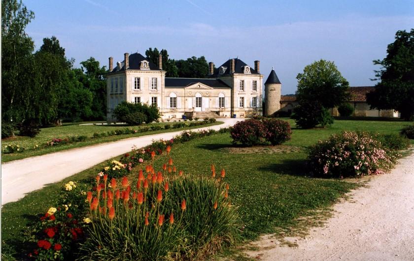 Location de vacances - Château - Manoir à Beychac-et-Caillau