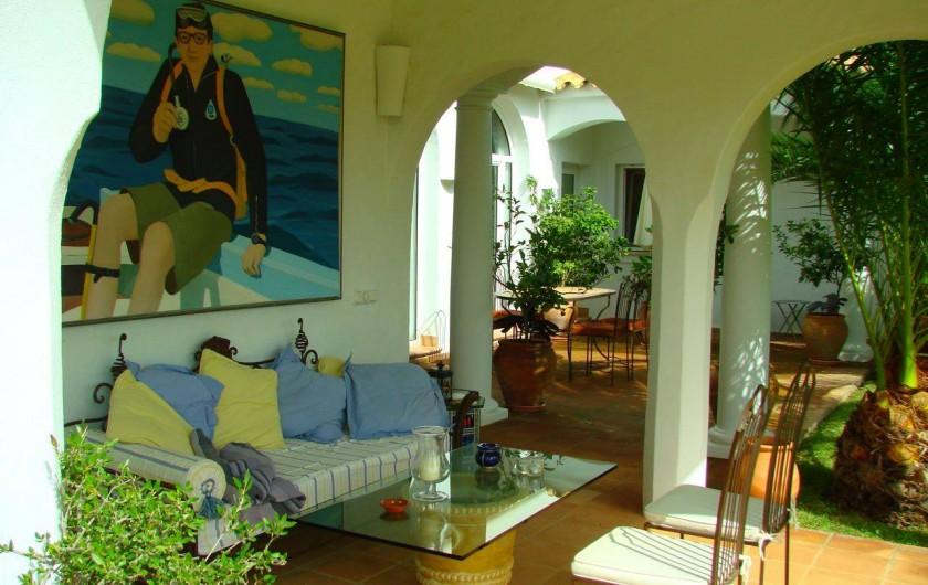 Location de vacances - Villa à Conil de la Frontera