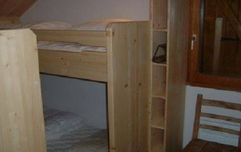 Location de vacances - Appartement à La Joue du Loup