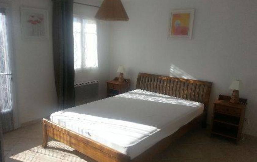 Location de vacances - Villa à Puyloubier