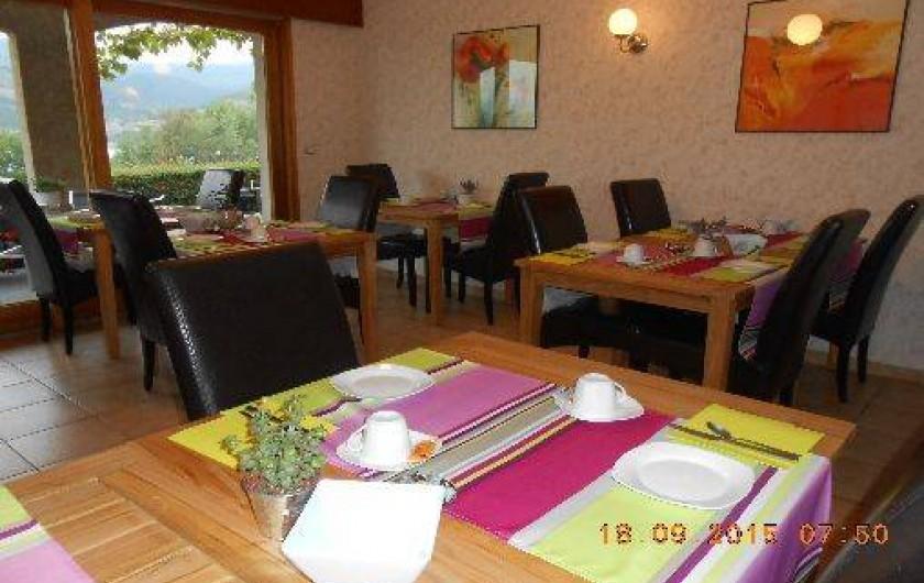 Location de vacances - Hôtel - Auberge à Savines-le-Lac