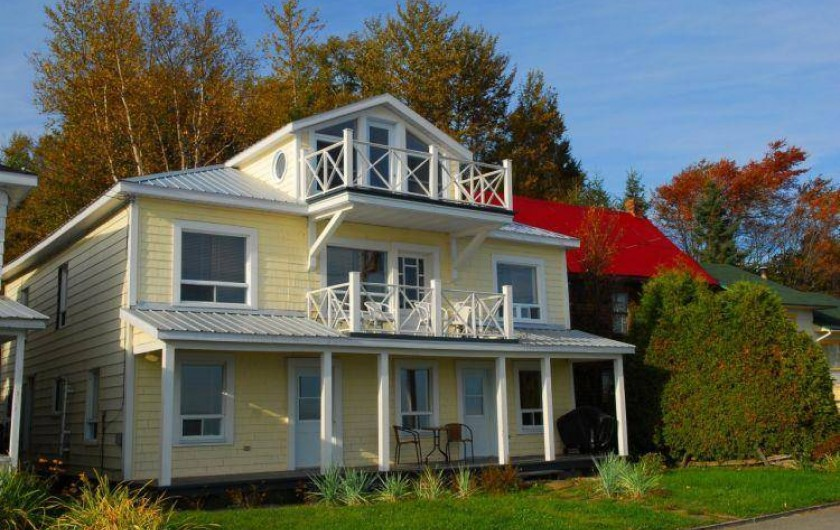 Location de vacances - Maison - Villa à Saint-Joseph-de-la-Rive