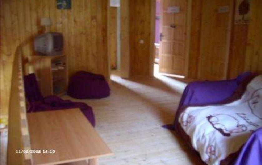 Location de vacances - Chalet à Fresse-sur-Moselle