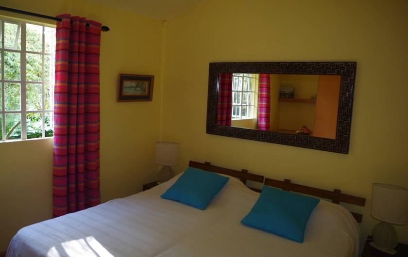 Location de vacances - Villa à Pereybere - Chambre à deux lits simples