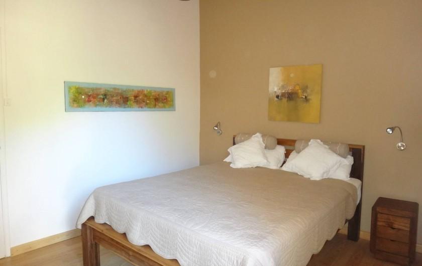 Location de vacances - Villa à Pereybere - Chambre avec un lit 160X180