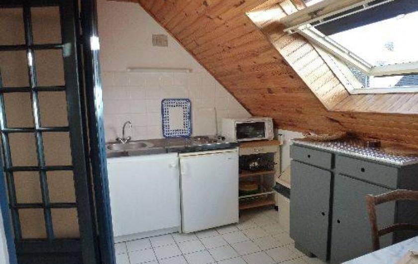 Location de vacances - Studio à Saint-Méloir-des-Ondes