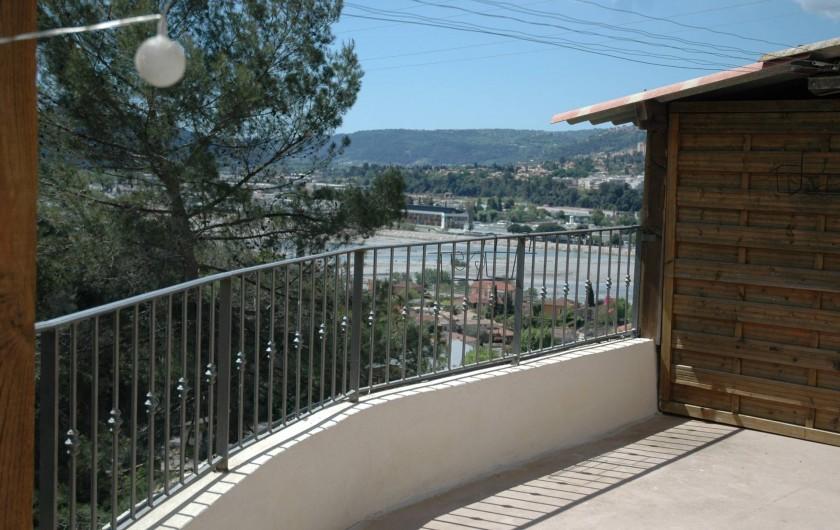 Location de vacances - Appartement à Castagniers