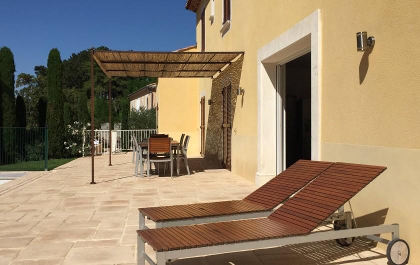 Location de vacances - Maison - Villa à Montélimar