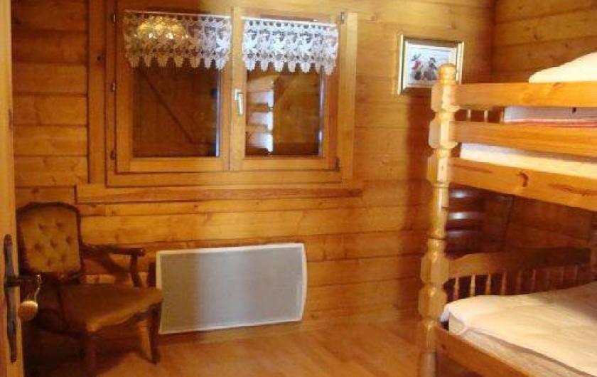 Location de vacances - Chalet à Taintrux