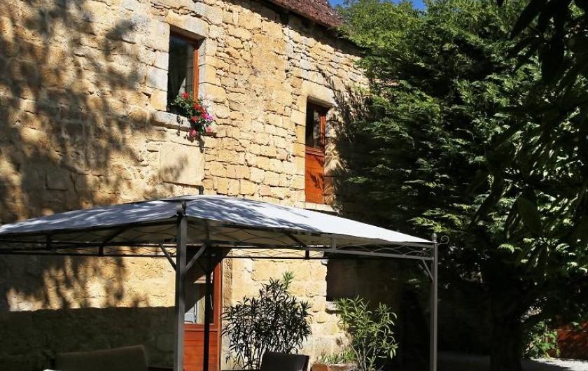 Location de vacances - Chambre d'hôtes à Valojoulx - le jardin