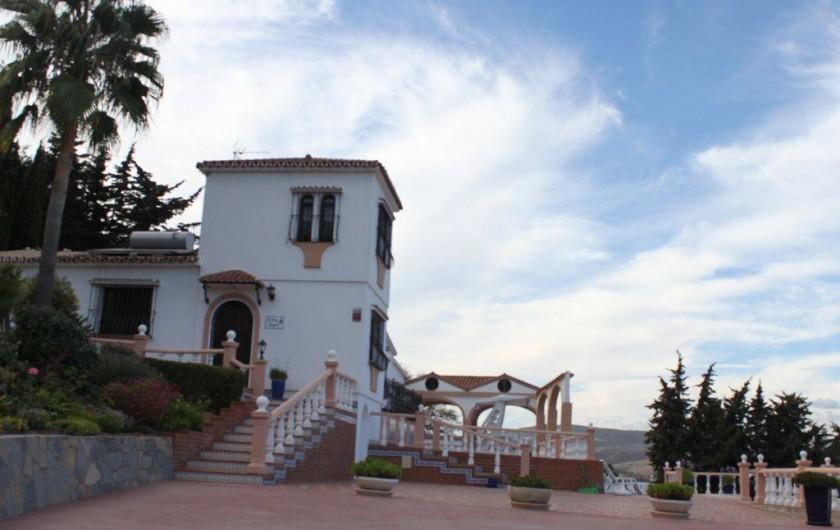 Location de vacances - Villa à Manilva