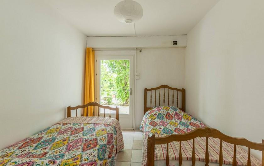 Location de vacances - Appartement à Saint-Jean-de-Fos - la petite chambre